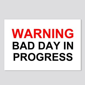 Bad Day Postcards (Pack of 8)