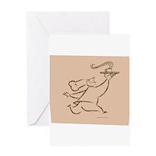 Coffee Chef Greeting Card