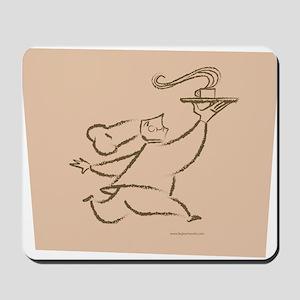 Coffee Chef Mousepad