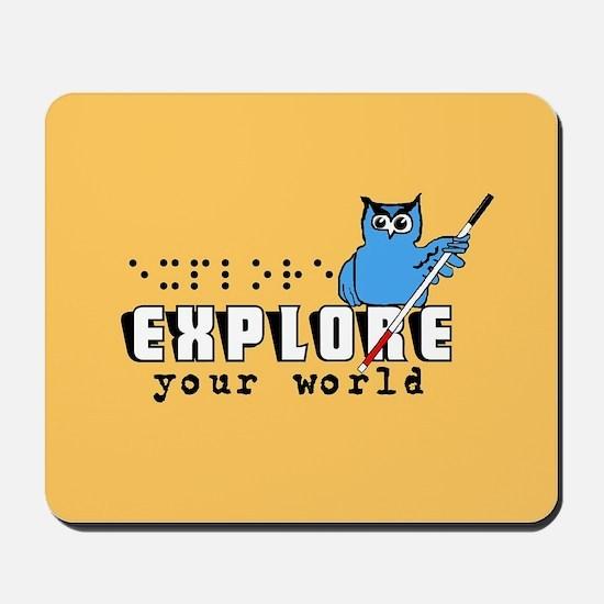 Explore Mousepad