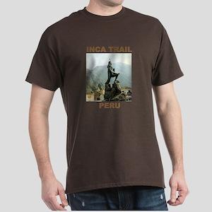 INCA TRAIL Dark T-Shirt