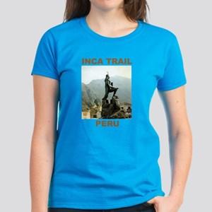 INCA TRAIL Women's Dark T-Shirt