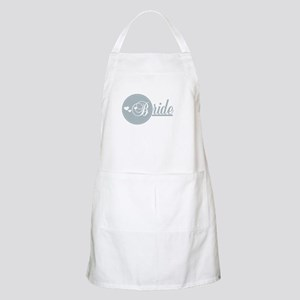 B is for Bride BBQ Apron