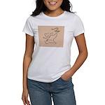 Coffee Chef Women's Classic White T-Shirt