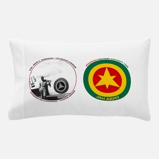 Brown Condor & Ethiopian Air Force DS Pillow Case