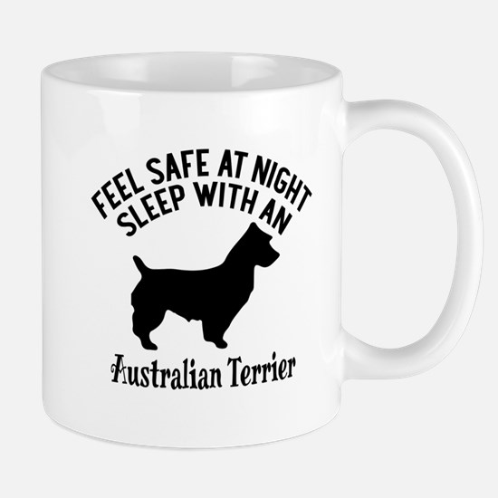 Sleep With Australian Terrier Do Mug