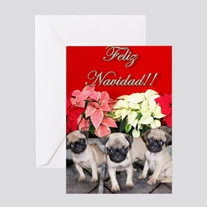 2-cardchristmas13b Greeting Cards