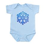 Snowflake Infant Bodysuit