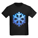 Snowflake Kids Dark T-Shirt