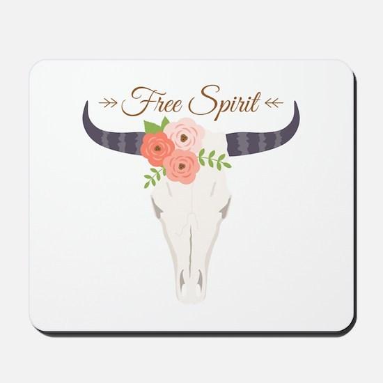 Free Spirit Mousepad