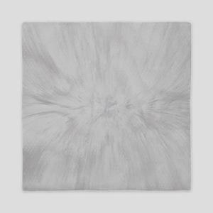 Gray Marble Design Queen Duvet