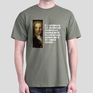 """Voltaire """"Forbidden"""" Dark T-Shirt"""