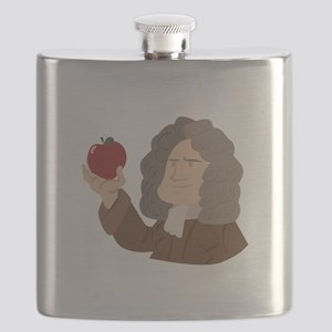 Isaac Newton Flask
