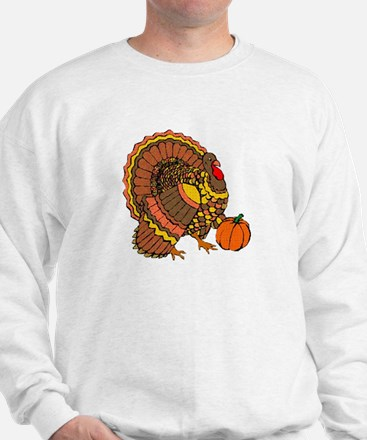 Holiday Turkey Sweatshirt