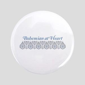 Bohemian At Heart Button
