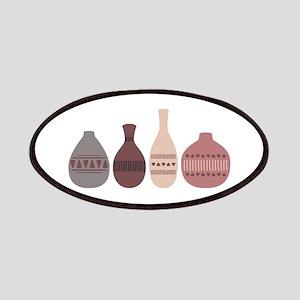 Pottery Vases Patch