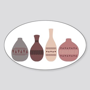 Pottery Vases Sticker