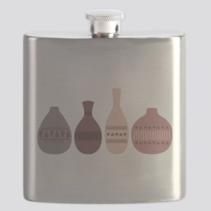 Pottery Vases Flask