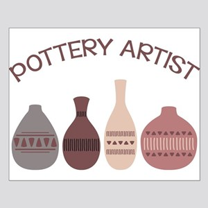 Pottery Artist Vases Posters