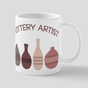 Pottery Artist Vases Mugs