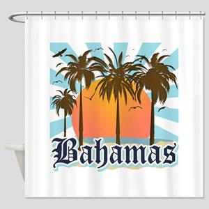 Bahamas Shower Curtain