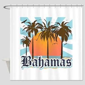 Bahamas Shower Curtain