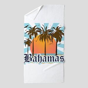 Bahamas Beach Towel