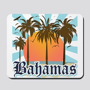 Bahamas Mousepad