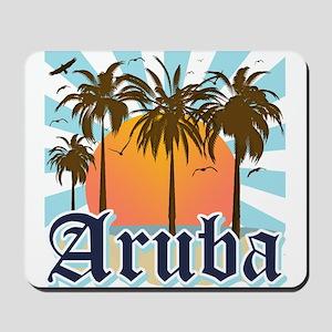 Aruba Caribbean Island Mousepad