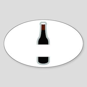 Beer Frame Sticker