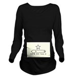 Maternity Come And T Long Sleeve Maternity T-Shirt