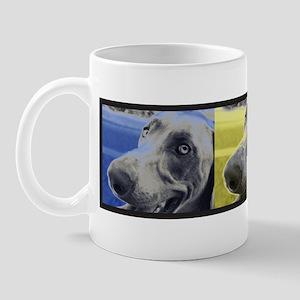 Tri-Color Weimaraner Mug