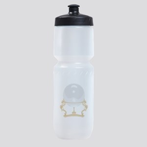 Crystal Ball Psychic Reading Sports Bottle