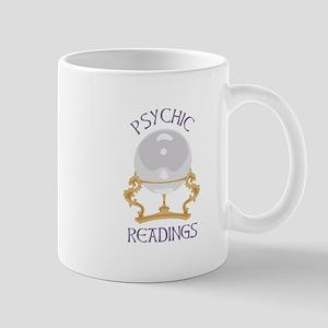 Psychic Reading Mugs