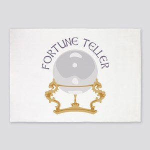 Fortune Teller 5'x7'Area Rug