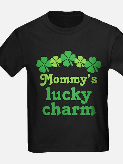 Irish Mommy's Lucky Charm T-Shirt