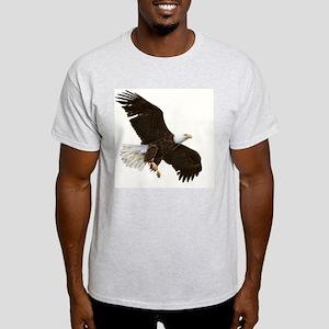 Amazing Bald Eagle Light T-Shirt