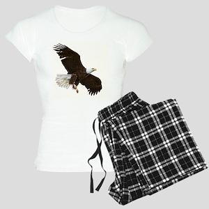Amazing Bald Eagle Women's Light Pajamas