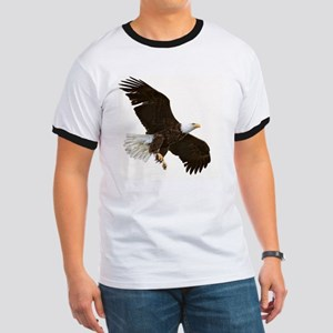 Amazing Bald Eagle Ringer T