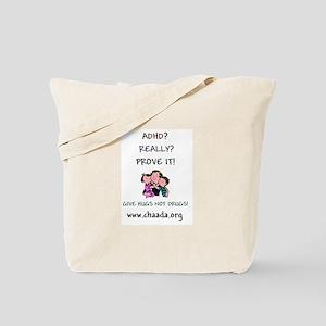 ADHD Tote Bag