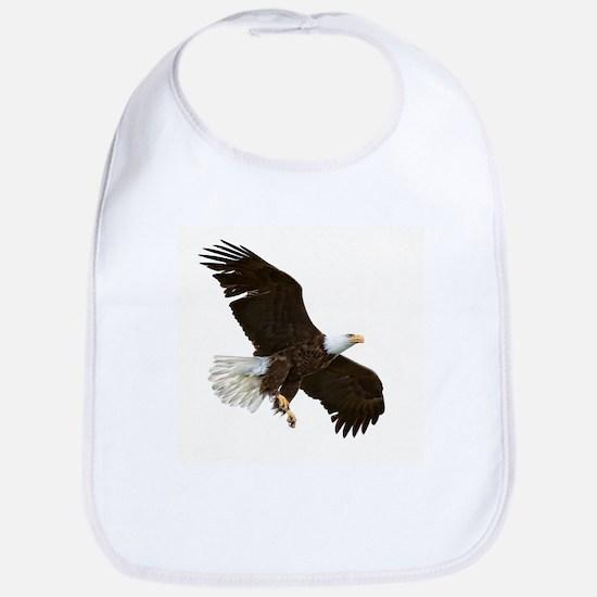 Amazing Bald Eagle Bib
