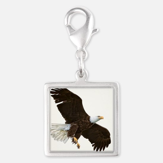 Amazing Bald Eagle Charms
