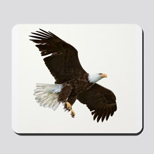 Amazing Bald Eagle Mousepad