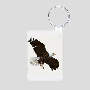 Amazing Bald Eagle Keychains