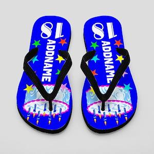Terrific 18th Flip Flops