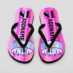 Charming 18th Flip Flops