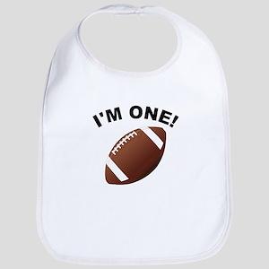 Im One Football Bib