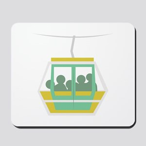 Chair Lift Mousepad