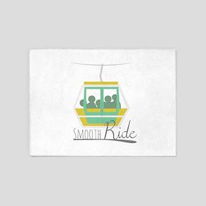 Smooth Ride 5'x7'Area Rug