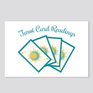 Tarot Card Reading Postcards (Package of 8)